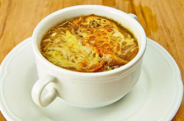 Геркулес для свекрови. Луковый суп