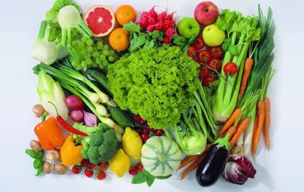Диета для иммунитета. овощи