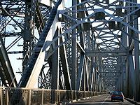 Новый мост в Ульяновске испытают на прочность