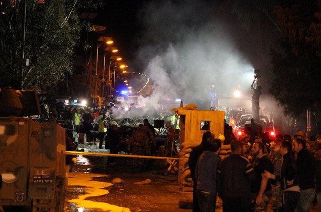 15 человек погибли при взрыве в христианском районе Хомса. 289631.jpeg