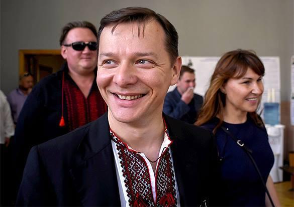 Ляшко пророчат пост губернатора Днепропетровска. Говорят, его боится Кремль. ляшко радикальная партия украины