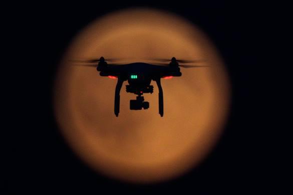 Гуманное оружие - парализатор дронов