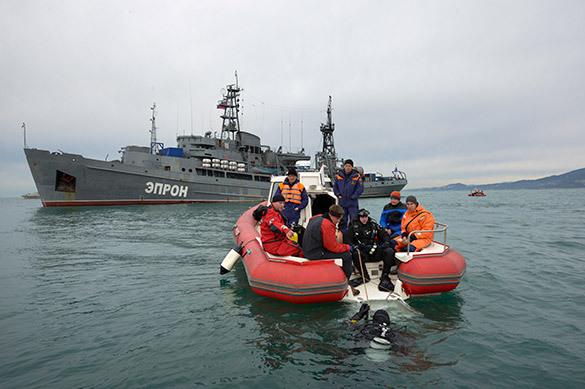 В Минобороны объявили причину крушения Ту-154 в Черном море