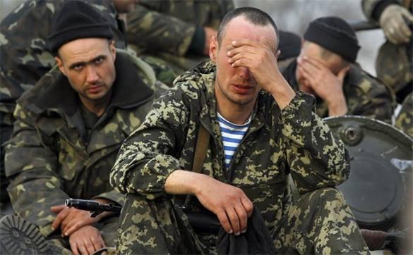 Украинского военнослужащего убило током