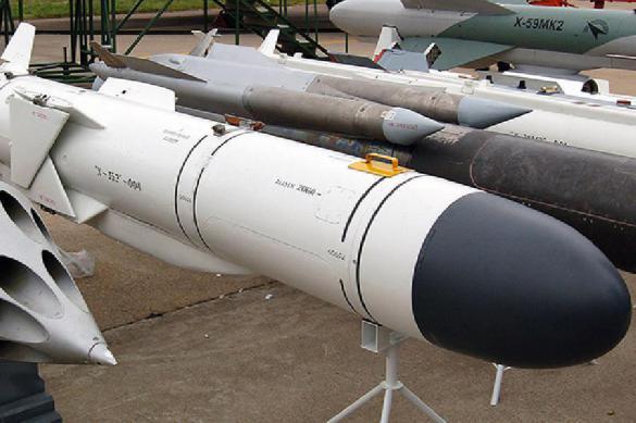 Западные СМИ: своими крылатыми ракетами русские могут напугать только рыбаков. 392631.jpeg