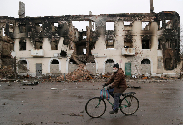 Поднялся не только восток Украины, но и запад. Украина, Новороссия, война на Украине