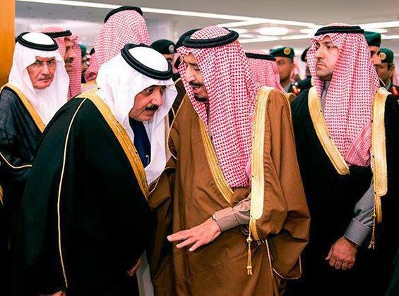 Сауд аль-Фейсал умер в Эр-Рияде
