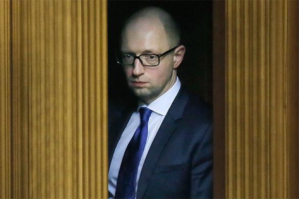 Яценюк рассмешил BBC бесстрашием перед Россией