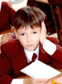 При головной боли дети берут пример с родителей