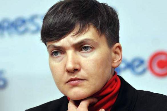 Надежда Савченко: хлопцы в погонах к перевороту готовы. Надежда Савченко: хлопцы в погонах к перевороту готовы