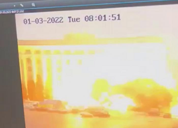 Взрыв в Кишиневе был терактом