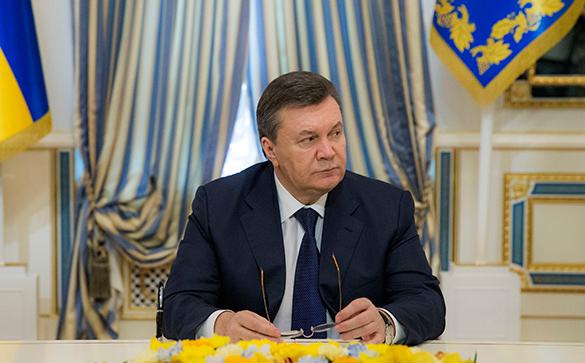 Интерпол получил запрос на распространение ордера на арест Виктора Януковича. 289634.jpeg