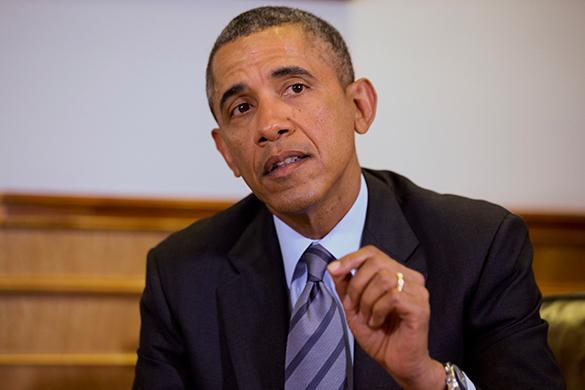 Обама пригрозил введением американской армии и сообщил, что США удалось добиться изоляции России. 292634.jpeg