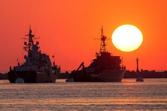 Минобороны: ракетные эсминцы США взяты на прицел у берегов России. 399635.jpeg
