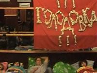 Скандал вокруг театра в Балашове набирает обороты. golodovka