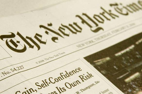 Редакция New York Times шутила над массовым убийством. ВИДЕО. New York Times