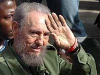 Кубинский команданте отмечает свое 83-летие