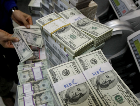 Что забыл Центробанк в американских облигациях. Что забыл Центробанк в американских облигациях