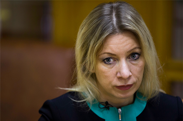 Захарова перевела украинцам заявление Байдена о санкциях