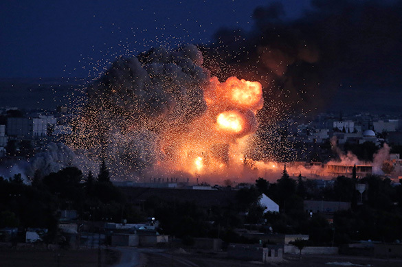 ИГИЛ. удар ВВС. эксперт