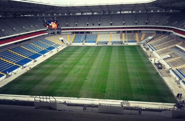 В Ростове-на-Дону введен в эскплуатацию стадион