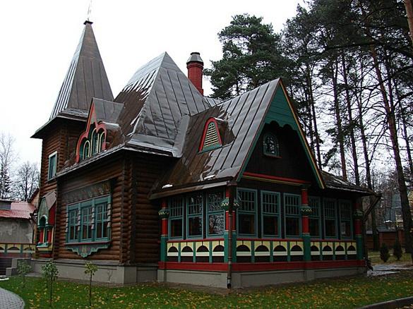 Столичные власти выставили на торги знаменитый дом-терем Шехтеля. 401637.jpeg