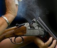 В Москве задержан мужчина с ружьем