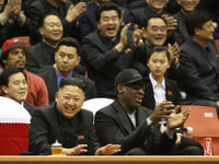 Деннис Родман и Ким Чен Ын провели вечер вместе. 281638.jpeg