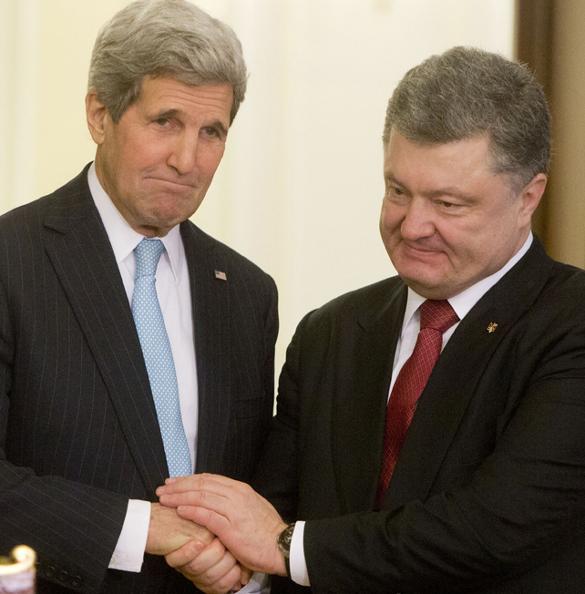 Запад готовит Порошенко к ликвидации. Встреча в Минске, война на Украине, Дебальцевский котел