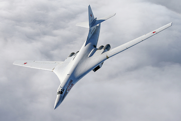 Ядерный блэкджек: Ту-160 готовится к бою. Ядерный блэкджек: Ту-160 готовится к бою
