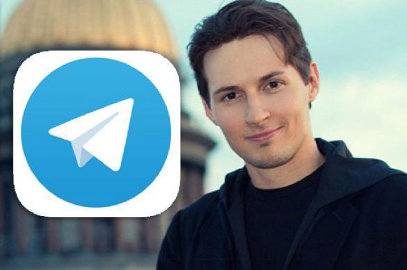 Павел Дуров запретил называть Telegram российским. Павел Дуров запретил называть Telegram российским