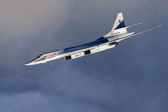 Ядерный блэкджек: Ту-160 готовится к бою. Ту-160 готовится к бою