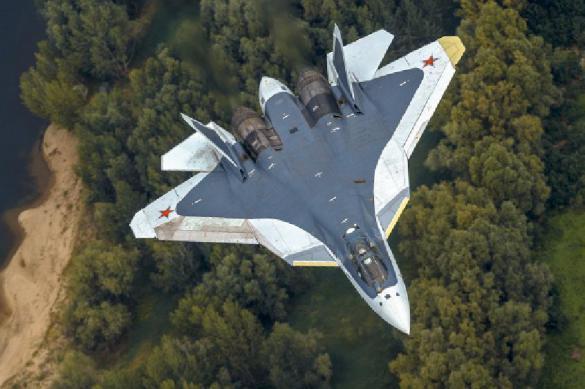 Источник: Су-57 испугали США - полеты F-22 отменены. 383639.jpeg
