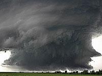 В Луизиане объявлено чрезвыйчайное положение в связи с ураганом