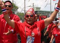 В Таиланде оппозиционеры прорвались в здание МВД, вынудив