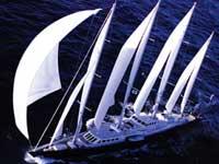 Французская яхта пропала без вести