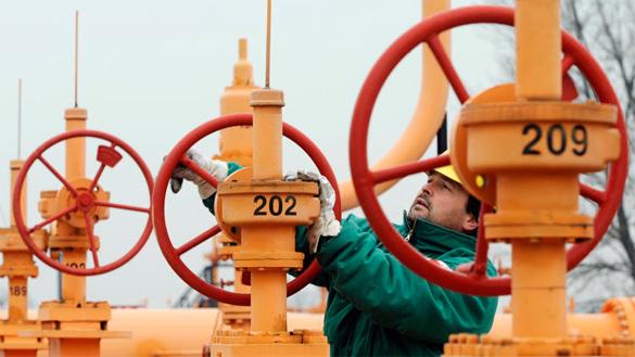 ЕС поможет России и Украине выполнить газовый договор. ЕС поможет Украине и России выполнить договор по газу
