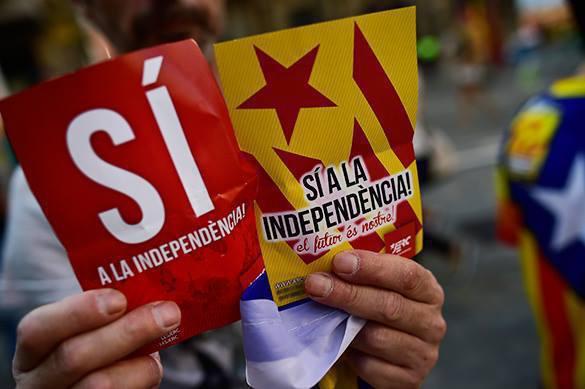 Почему ЕС снисходительно относится к референдуму в Каталонии и не приемлет решения России. Почему ЕС снисходительно относится к референдуму в Каталонии и н