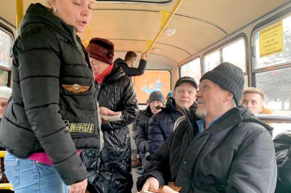 Перевозчики в Новокузнецке отменят льготы для пожилых людей из-за оскорблений.