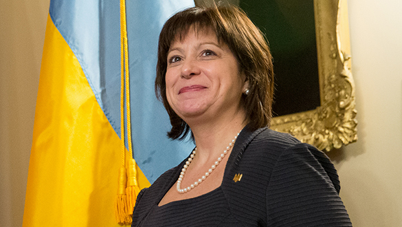 Правительство Украины предупредило граждан страны об угрозе дефолта. Наталья Яресько