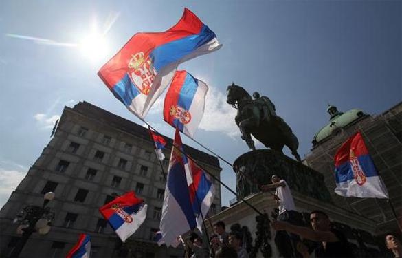 Сербия отказалась вводить санкции против России. Сербия отказалась вводить санкции против России