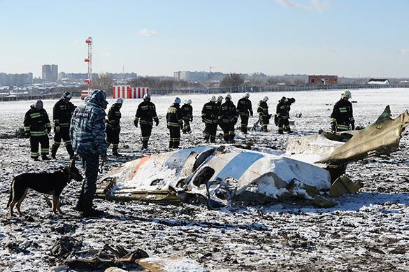 В России почти вдвое выросло число авиакатастроф
