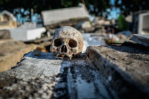 Шок: в Турции нашли мумию российского генерла