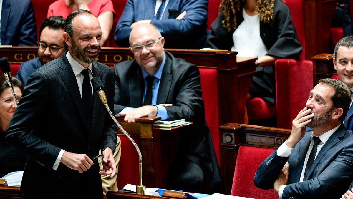 Оговорочка по Фрейду: премьер Франции случайно назвался президен