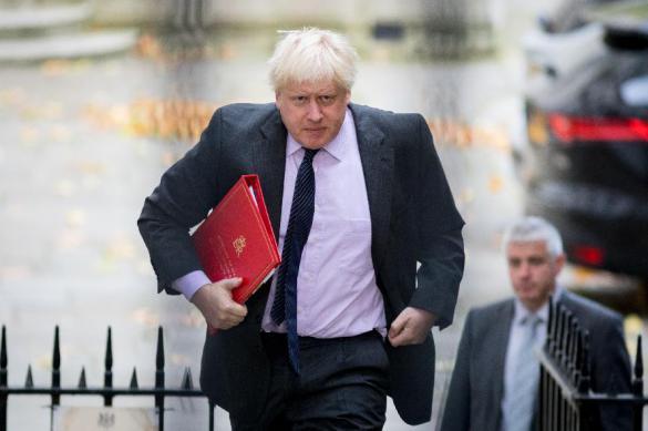 Джонсон прокомментировал высылку британских дипломатов из РФ. Джонсон прокомментировал высылку британских дипломатов из РФ