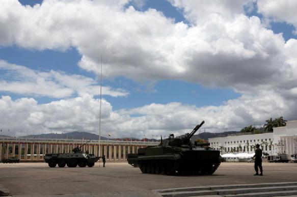 Венесуэльская армия переходит на сторону Гуаидо: полковник сухопутных войск признал временного президента. 398643.jpeg