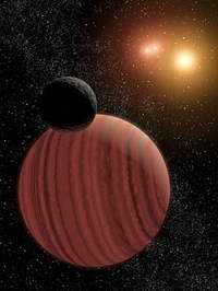 Две планеты нарушают правила движения