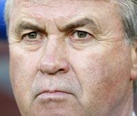 Хиддинк: в российской сборной нет травмированных игроков