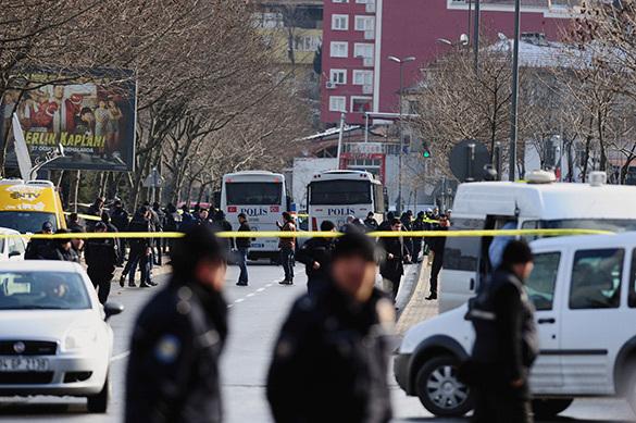 В центре Стамбула взорван автобус со студентам