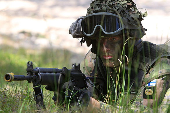 ВФинляндии стартовали большие военные учения